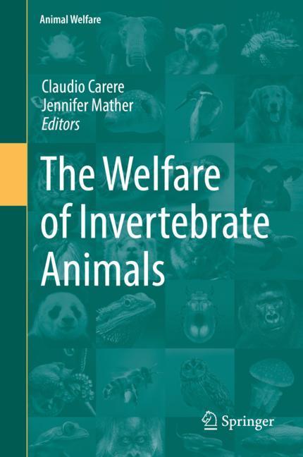 Cover of 'The Welfare of Invertebrate Animals'
