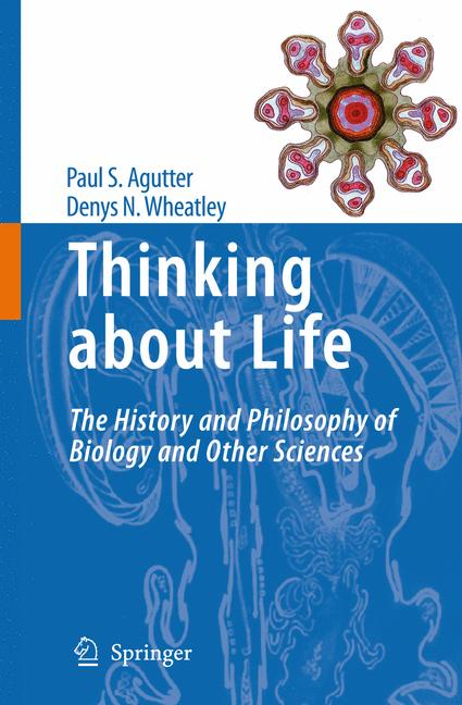 Cover of 'Thinking about Life'