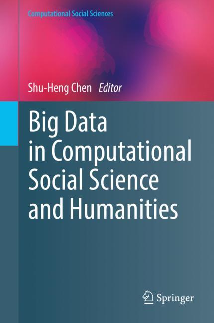 Cover of 'Big Data in Computational Social Science and Humanities'