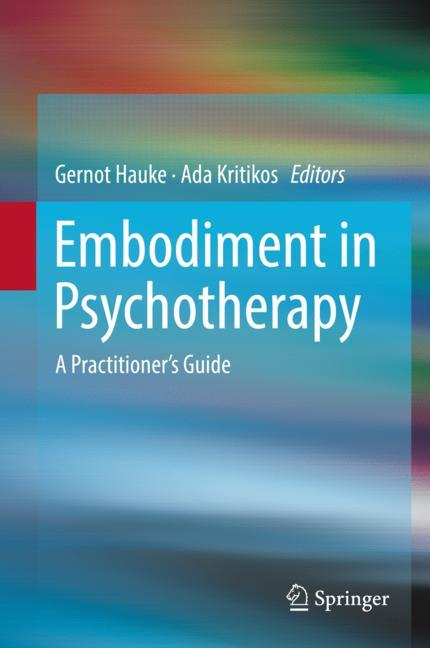 Cover of 'Embodiment in Psychotherapy'