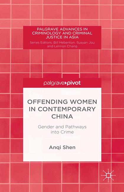 Cover of 'Offending Women in Contemporary China'