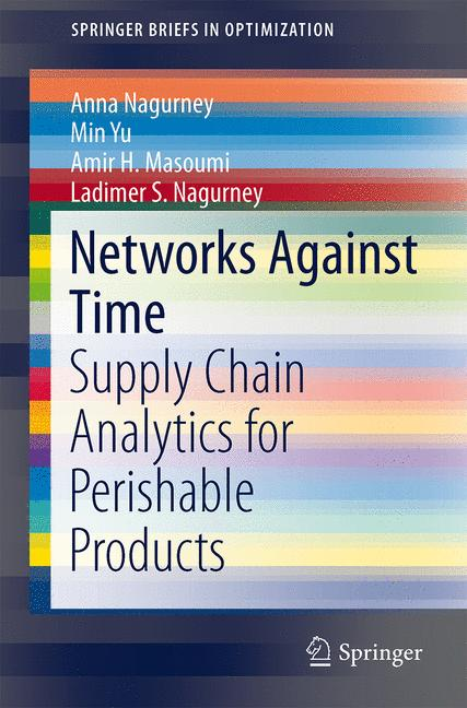Cover of 'Networks Against Time'