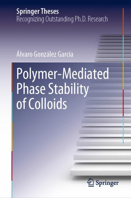 Cover of 'Polymer-Mediated Phase Stability of Colloids'