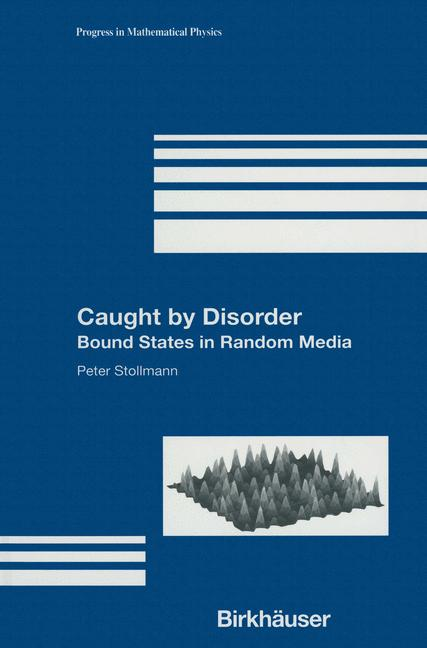 Cover of 'Caught by Disorder'