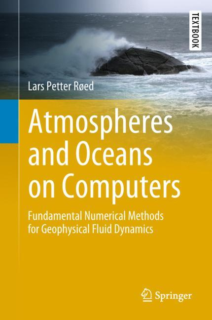 Cover of 'Atmospheres and Oceans on Computers'
