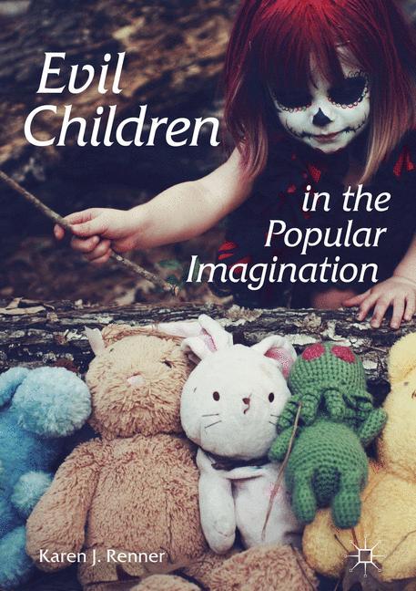 Cover of 'Evil Children in the Popular Imagination'