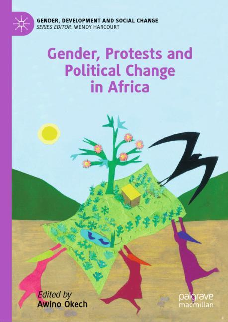 Cover of 'Gender, Protests and Political Change in Africa'