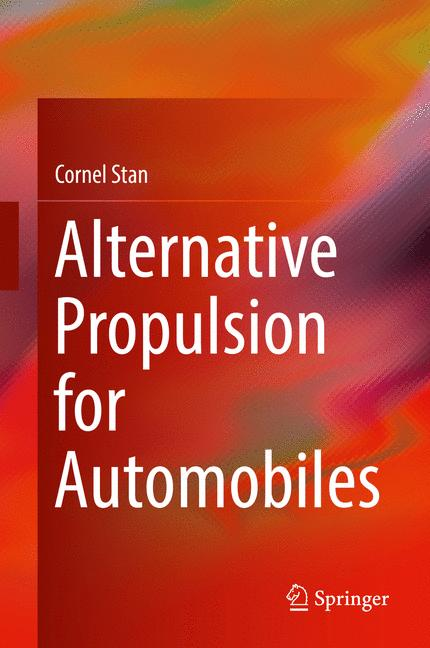 Cover of 'Alternative Propulsion for Automobiles'