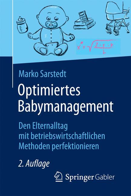 Cover of 'Optimiertes Babymanagement'