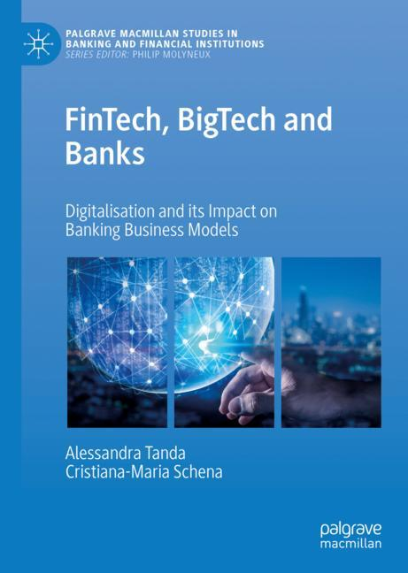 Cover of 'FinTech, BigTech and Banks'