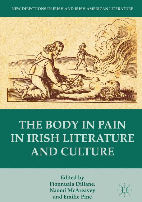 Cover of 'The Body in Pain in Irish Literature and Culture'