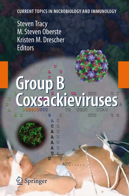 Cover of 'Group B Coxsackieviruses'
