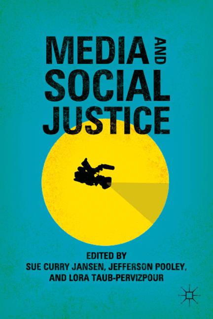 Cover of 'Media and Social Justice'