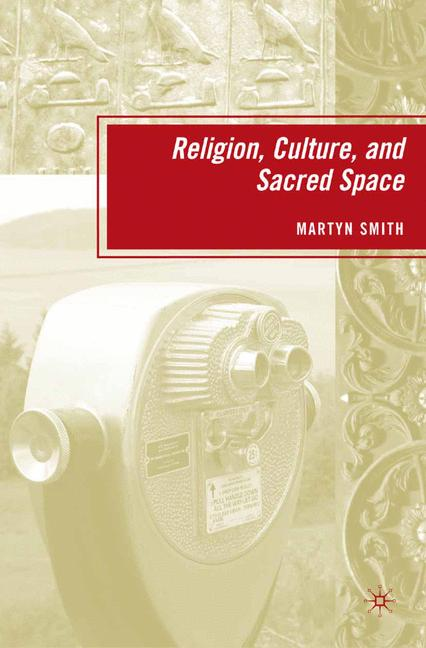 Cover of 'Religion, culture, and sacred space'
