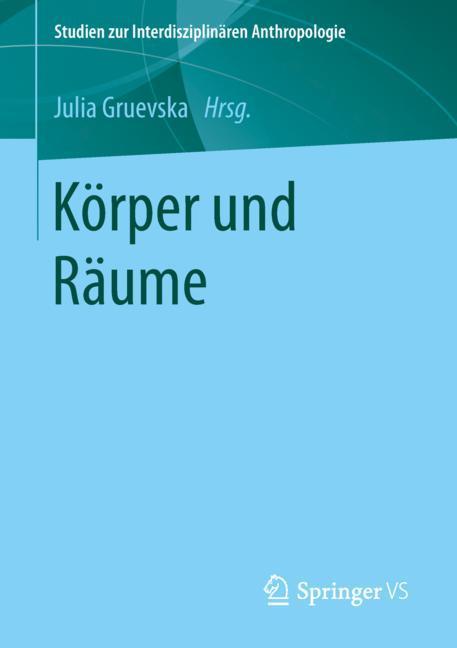 Cover of 'Körper und Räume'