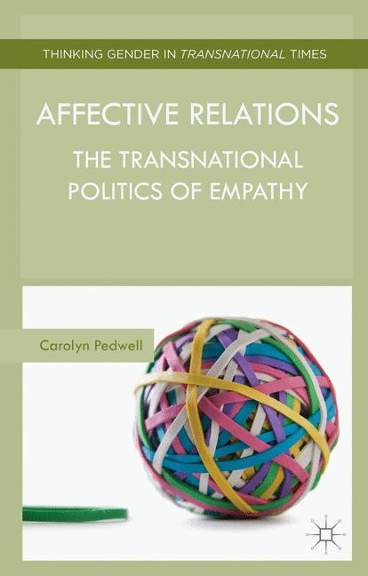 Cover of 'Affective Relations'