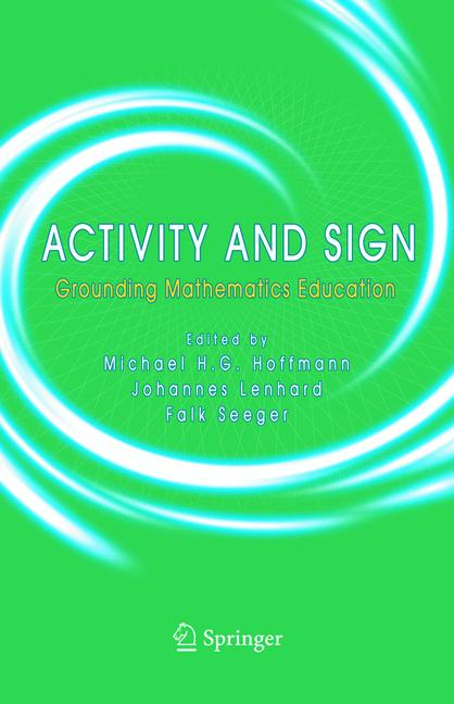 Cover of 'Activity and Sign'