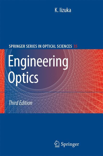 Cover of 'Engineering Optics'