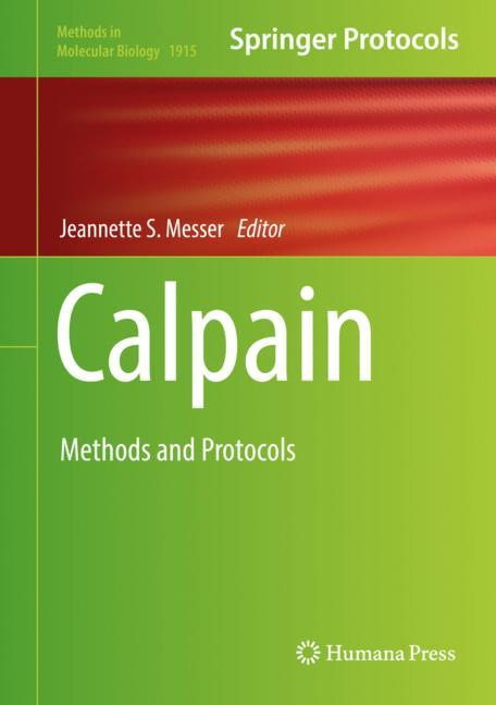 Cover of 'Calpain'
