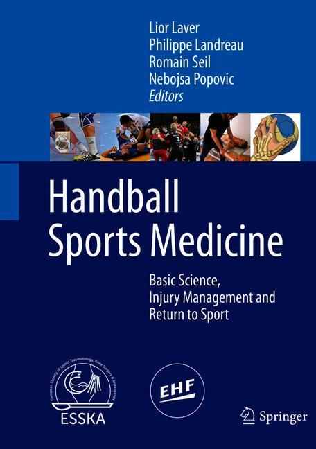 Cover of 'Handball Sports Medicine'