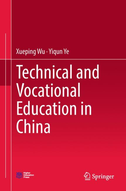 Cover of 'Technical and Vocational Education in China'