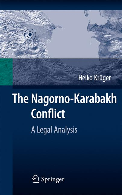 Cover of 'The Nagorno-Karabakh Conflict'
