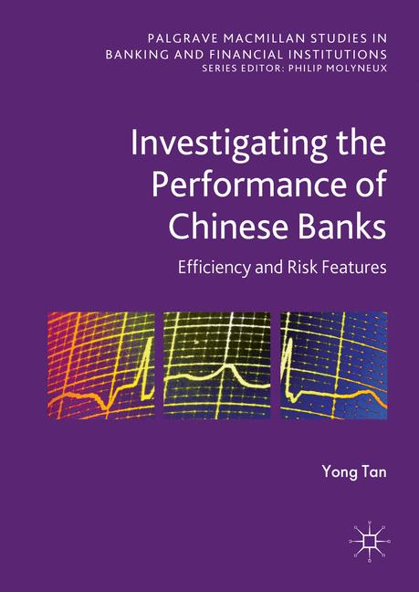 Cover of 'Investigating the Performance of Chinese Banks: Efficiency and Risk Features'