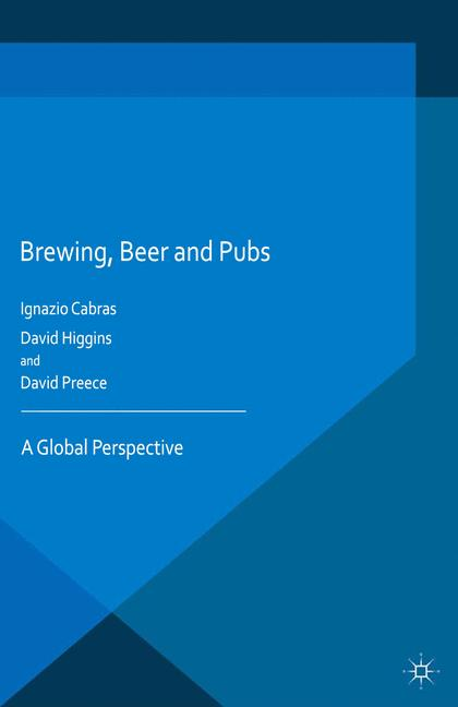 Cover of 'Brewing, Beer and Pubs'