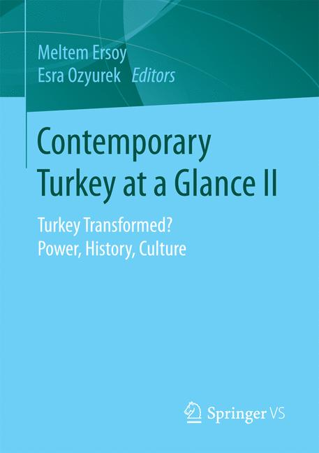Cover of 'Contemporary Turkey at a Glance II'