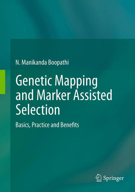 Cover of 'Genetic Mapping and Marker Assisted Selection'