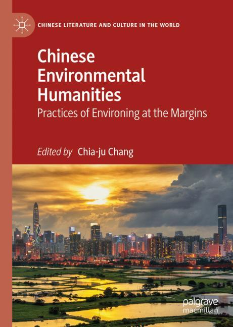 Cover of 'Chinese Environmental Humanities'