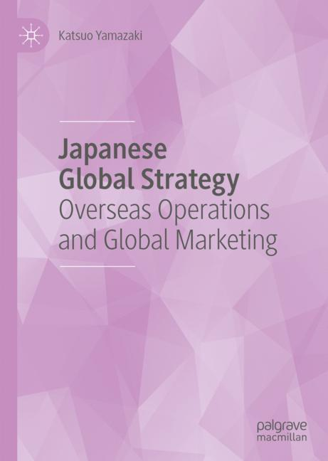 Cover of 'Japanese Global Strategy'