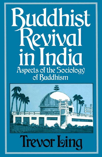Cover of 'Buddhist Revival in India'