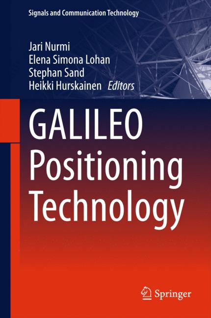 Cover of 'GALILEO Positioning Technology'