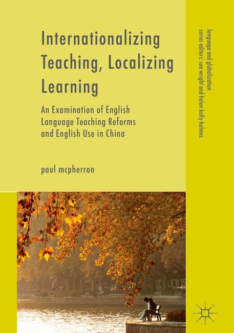 Cover of 'Internationalizing Teaching, Localizing Learning'