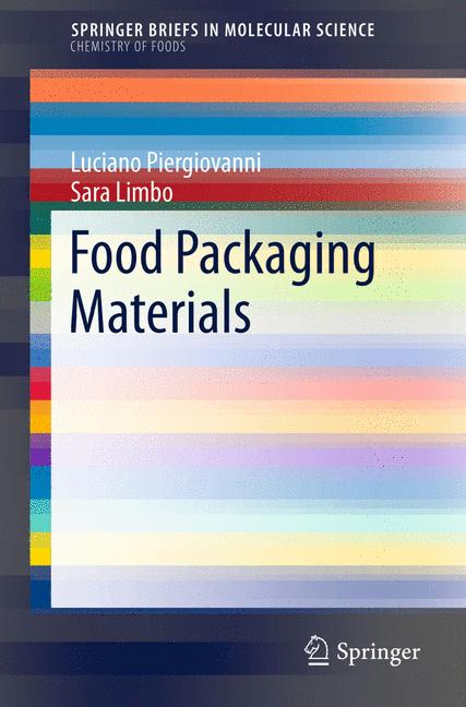 Cover of 'Food Packaging Materials'