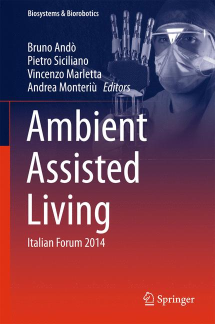 Cover of 'Ambient Assisted Living'