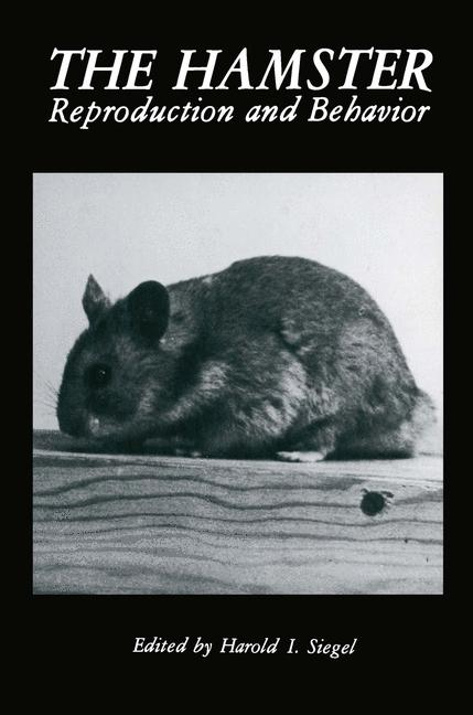 Cover of 'The Hamster'