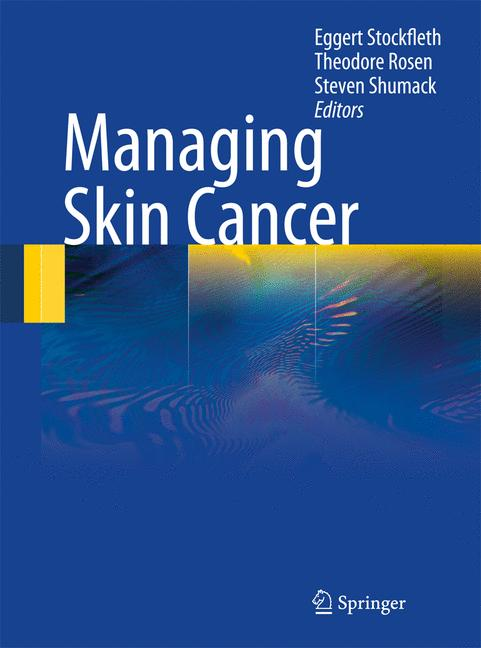 Cover of 'Managing Skin Cancer'