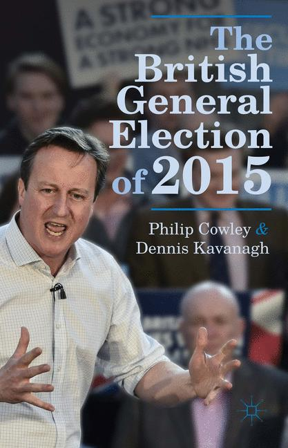 Cover of 'The British General Election of 2015'