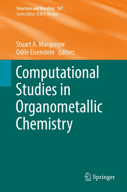 Cover of 'Computational Studies in Organometallic Chemistry'