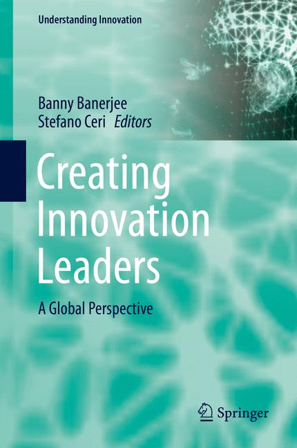 Cover of 'Creating Innovation Leaders'