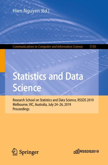 Cover of 'Statistics and Data Science'