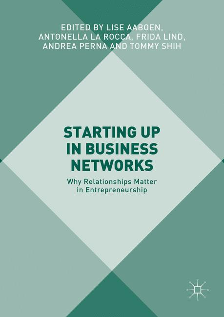 Cover of 'Starting Up in Business Networks'