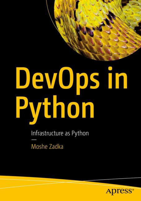 Cover of 'DevOps in Python'