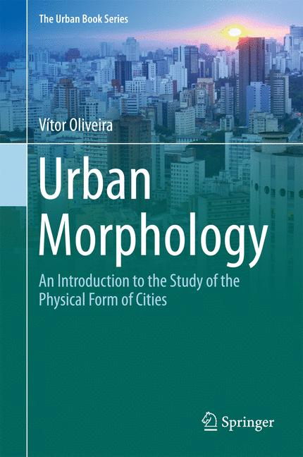 Cover of 'Urban Morphology'