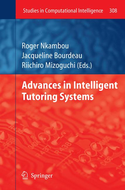 Cover of 'Advances in Intelligent Tutoring Systems'