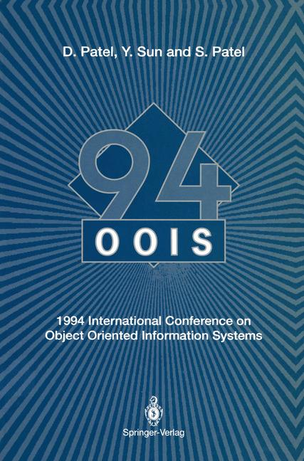 Cover of 'OOIS'94'