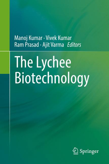 Cover of 'The Lychee Biotechnology'