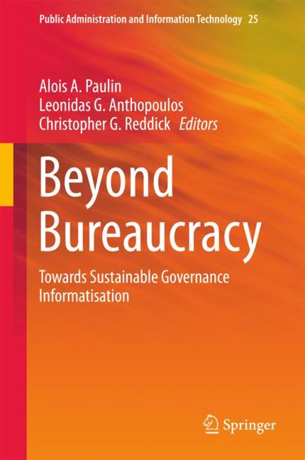 Cover of 'Beyond Bureaucracy'